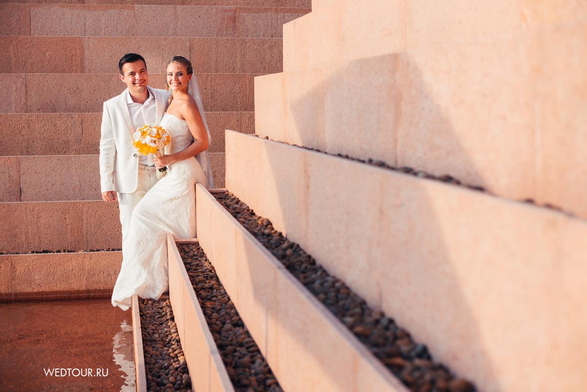 свадьба на пхукете,свадебный букет из орхидей,свадебная фотоссесия