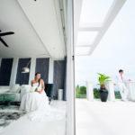 красивая церемония в тайланде, тайланд, свадьба, свадьба в тайланде, свадьба на вилле