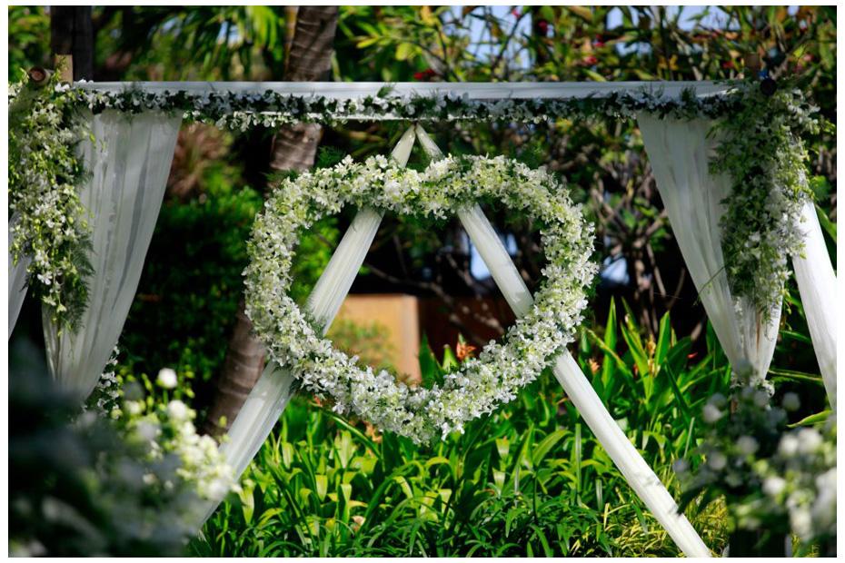 свадебный декор, свадебная арка от wedtour