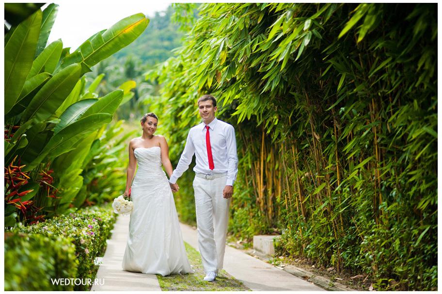 Свадьба на Пхукете —  фото от «WedTour»