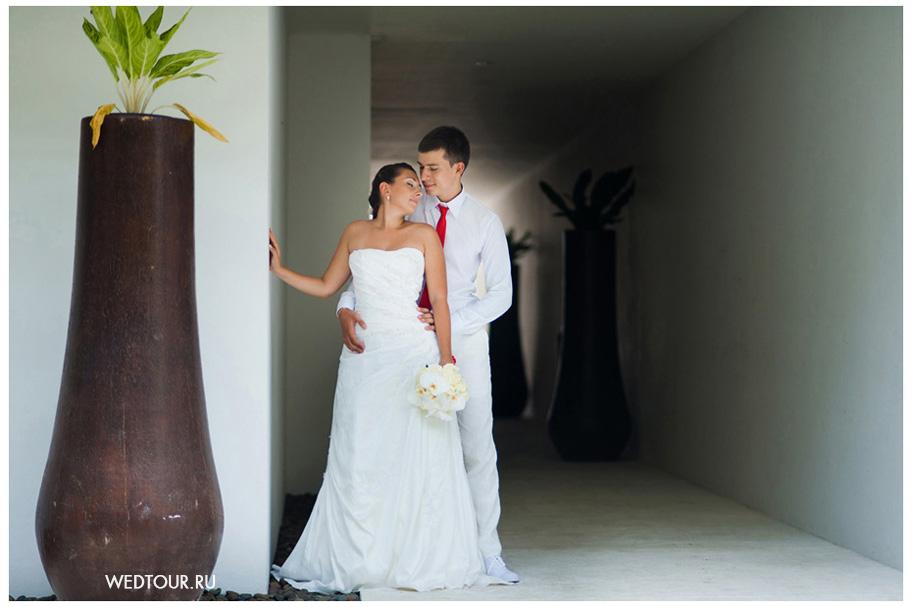 Свадьба на острове Самуи
