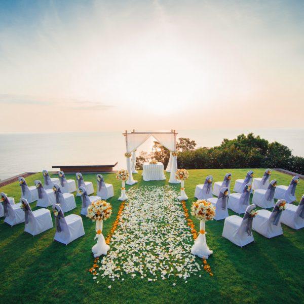 церемония на закате на самуи, свадьба на самуи, желтая свадьба, отзывы и цена свадьба на самуи, wedtour