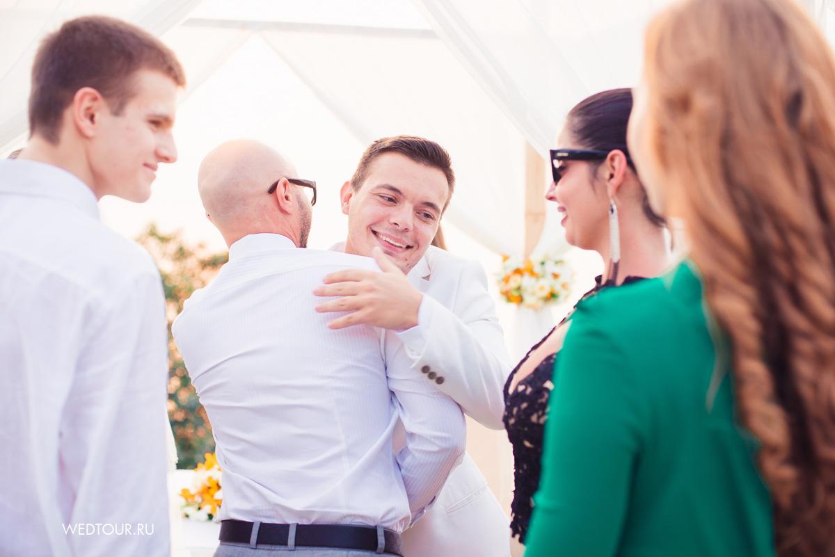 свадьба в таиланде,церемония бракосочетания на пхукете,свадебные поздравления