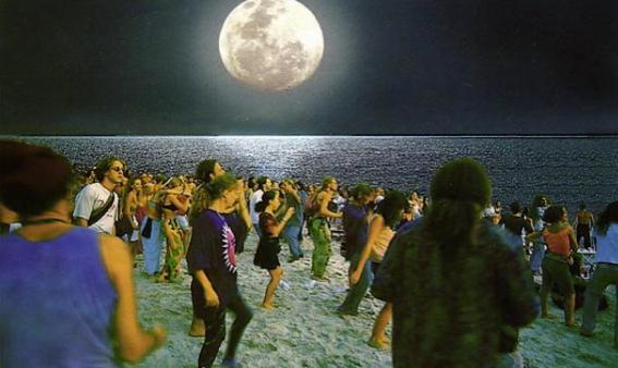 Вечеринки острова Панган